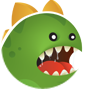 Zilla Head Icon